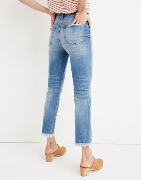 The Tall Perfect Vintage Jean In Parnell Wash: Comfort Stretch Edition by Madewell