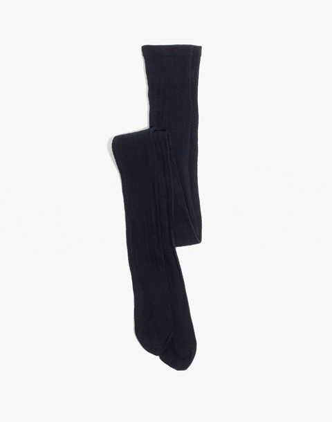 Swedish Stockings™ Astrid Premium Tights in black image 1