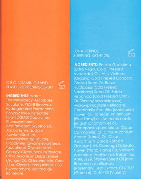 Sunday Riley® Multivitamins Set in kit image 2