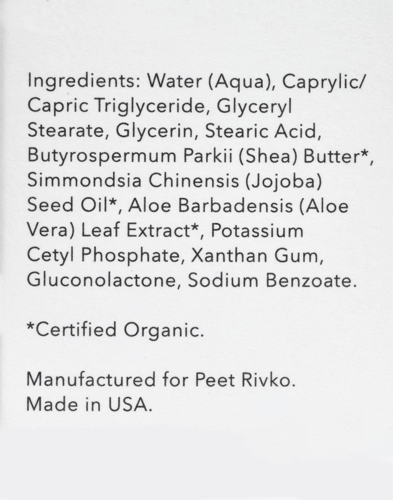 Peet Rivko® Daily Moisturizer in moisturizer image 2