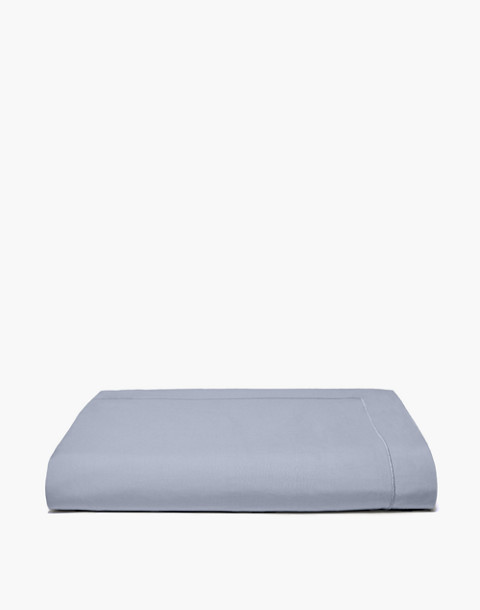 SNOWE™ Sateen Duvet Cover in blue image 2