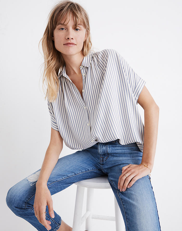 de366ee8 Button-Downs & Popover Shirts : Women's Shirts & Tops | Madewell