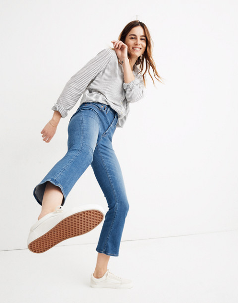 Cali Demi-Boot Jeans in Tierney Wash: Eco Edition in tierney wash image 2
