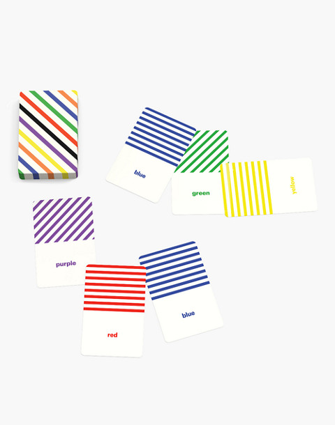 W&P™ Primary Card Game in white image 3
