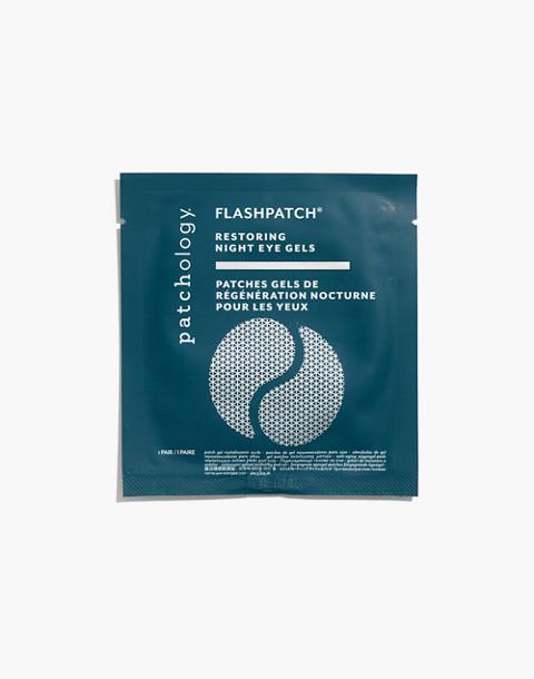 Patchology® Flashpatch® Restoring Night Eye Gel Patch in eye gel image 1