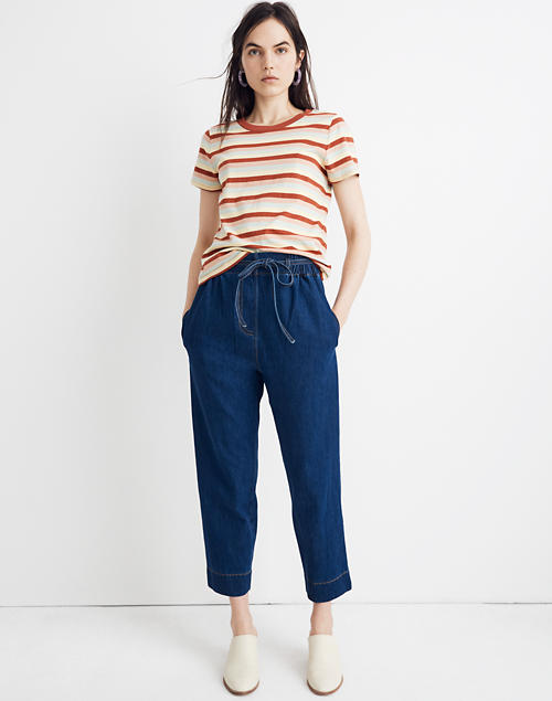 Karen Walker® Denim Louisiana Parish Pants by Madewell
