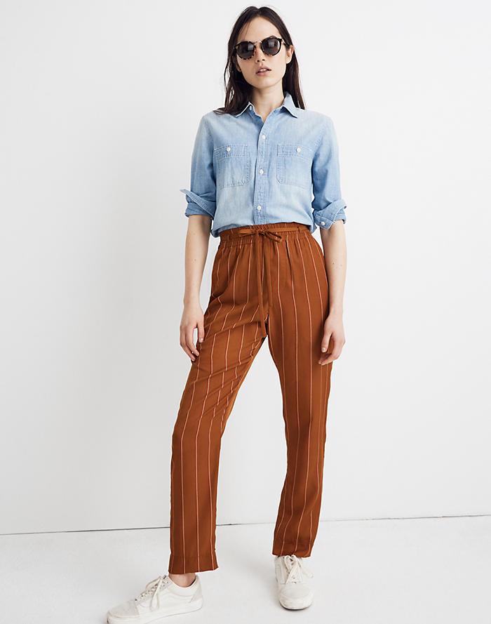 280e7c70d1a Karen Walker® Golden Delicious Pants