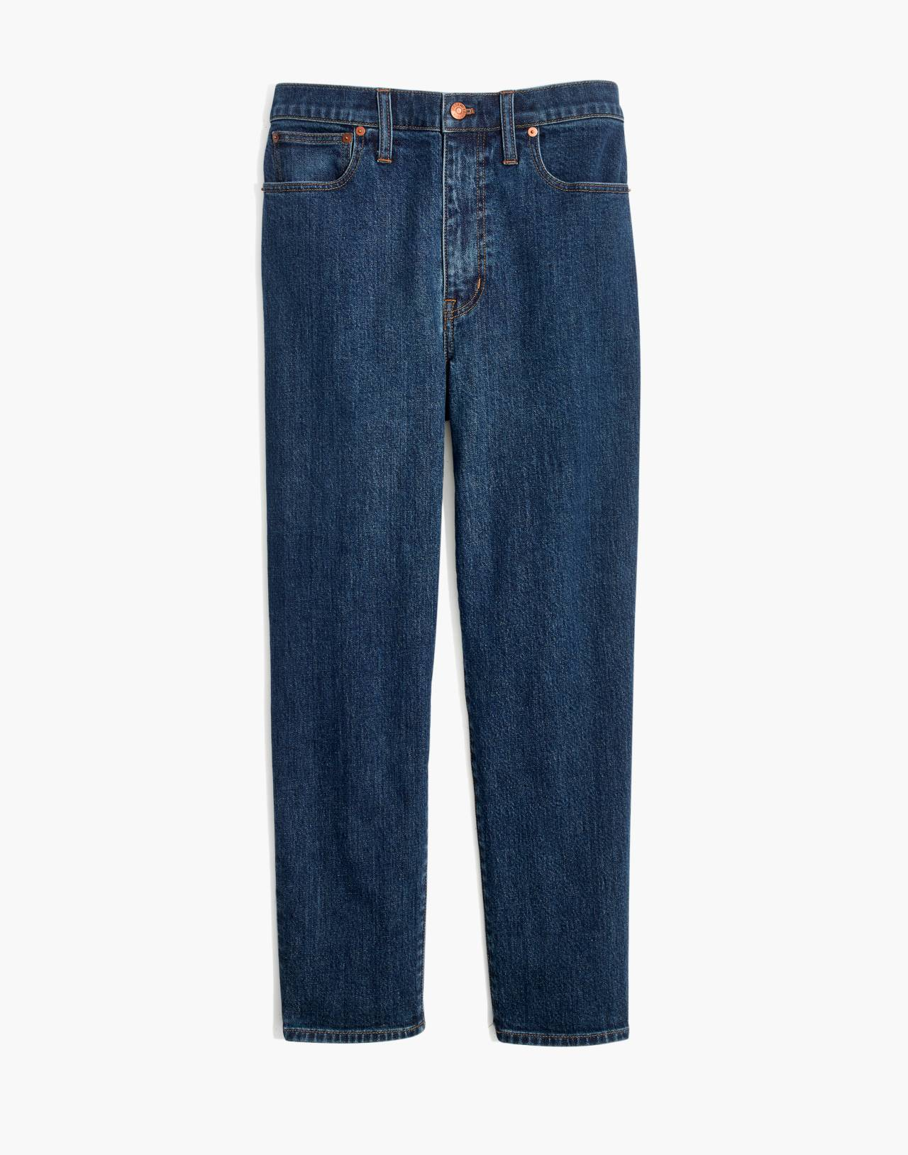 Tapered Jeans in Bellclaire Wash in belclaire wash image 4