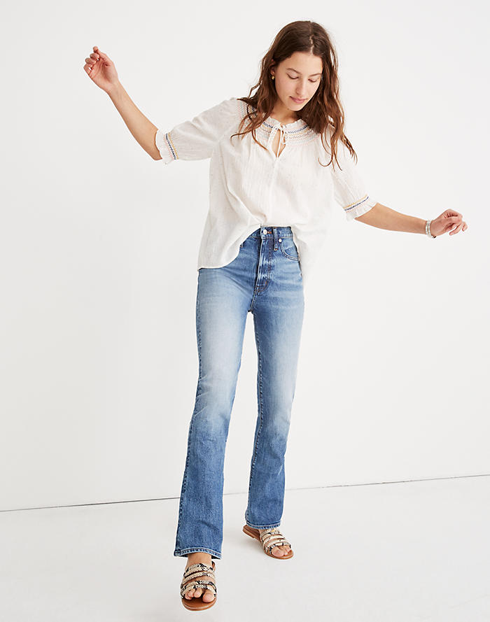 ce069650a1 Skinny Flare Jeans in Kenwick Wash