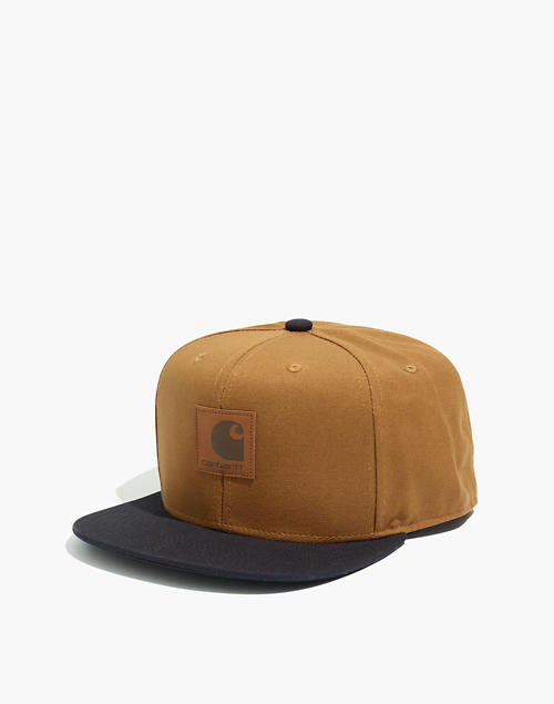 9b4ddc56 Carhartt® Work in Progress Logo Bi-Colored Baseball Cap in brown ...