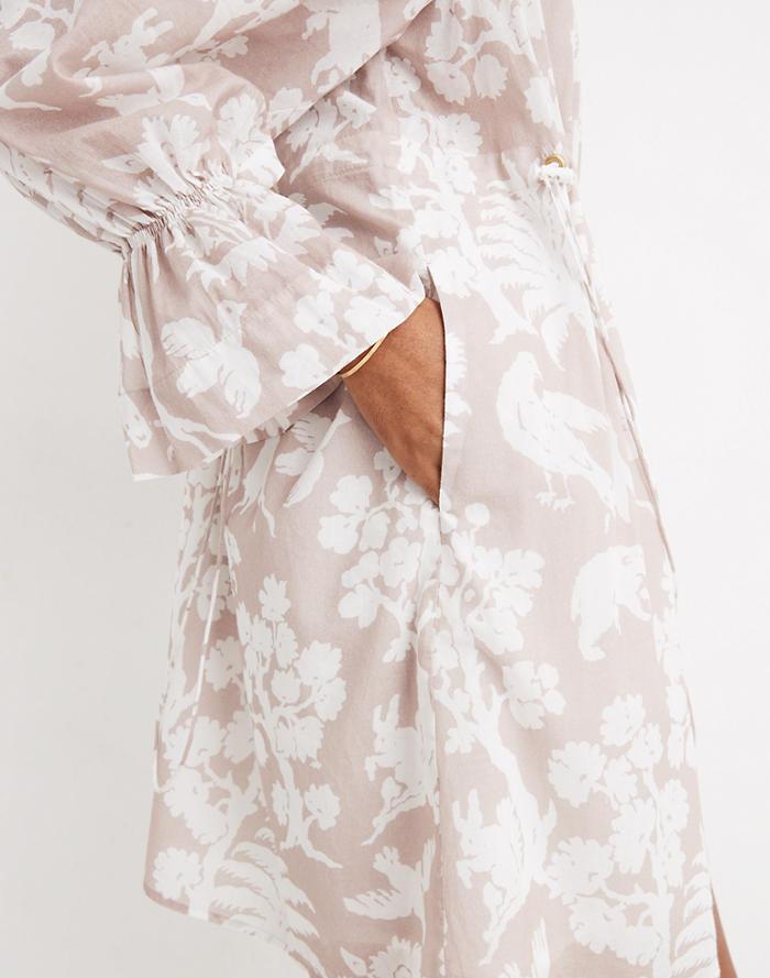 a702293b3de Karen Walker® Seraphim Print Dress