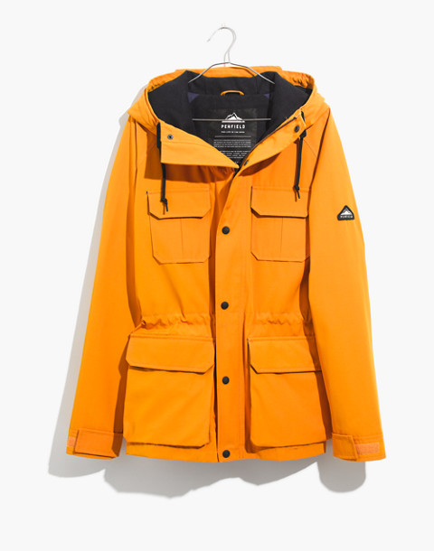 Penfield® Kasson Jacket in golden yellow image 4