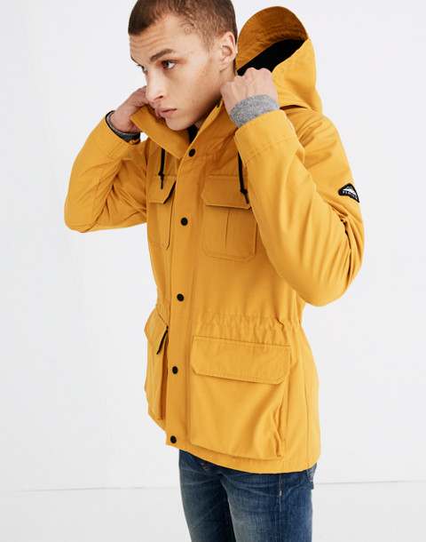 Penfield® Kasson Jacket in golden yellow image 1