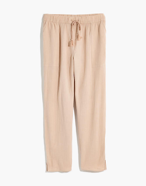d6ed2ee988 Beach Cover-Up Track Trousers in avalon pink image 4