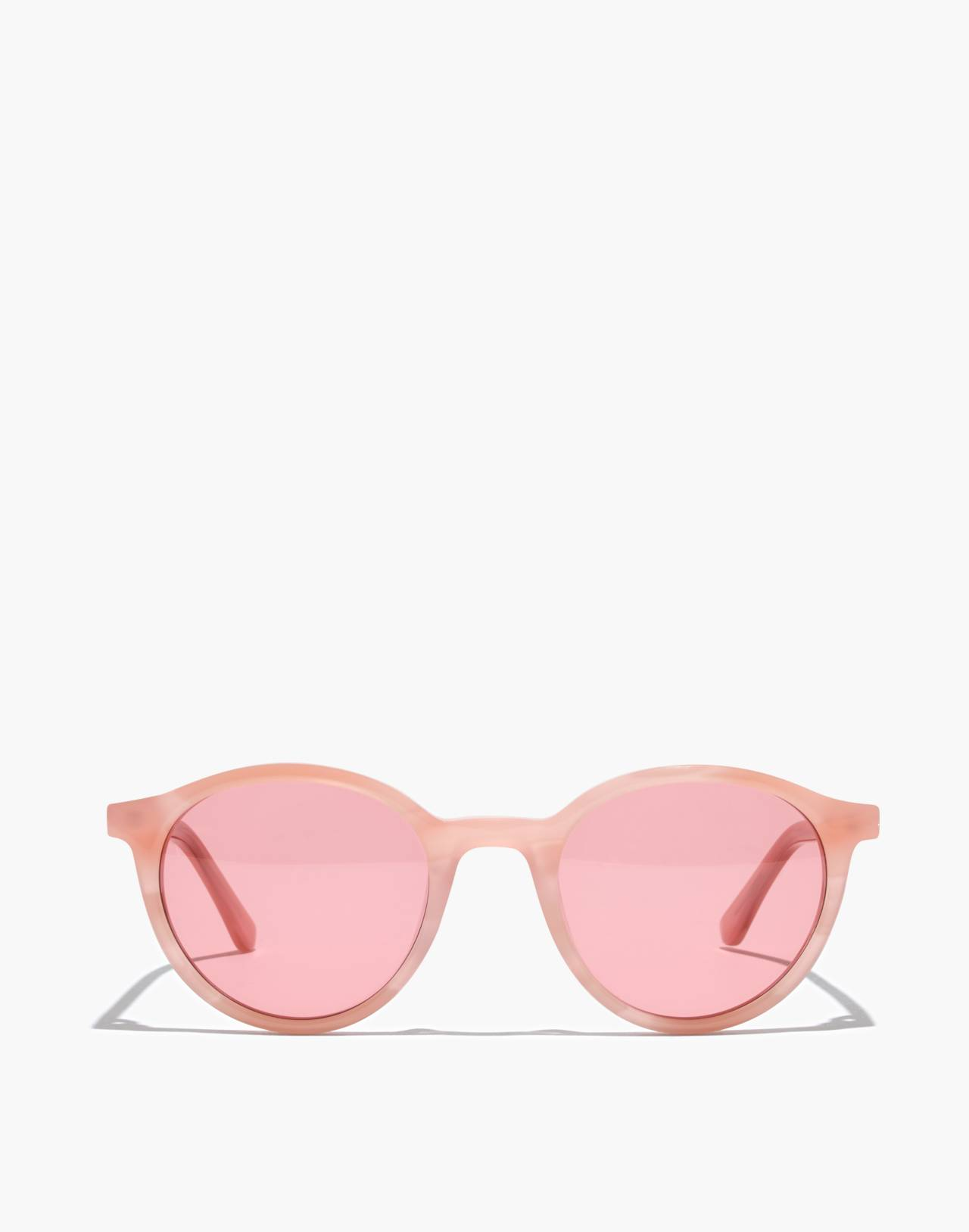 Layton Sunglasses in sweetheart blush image 1