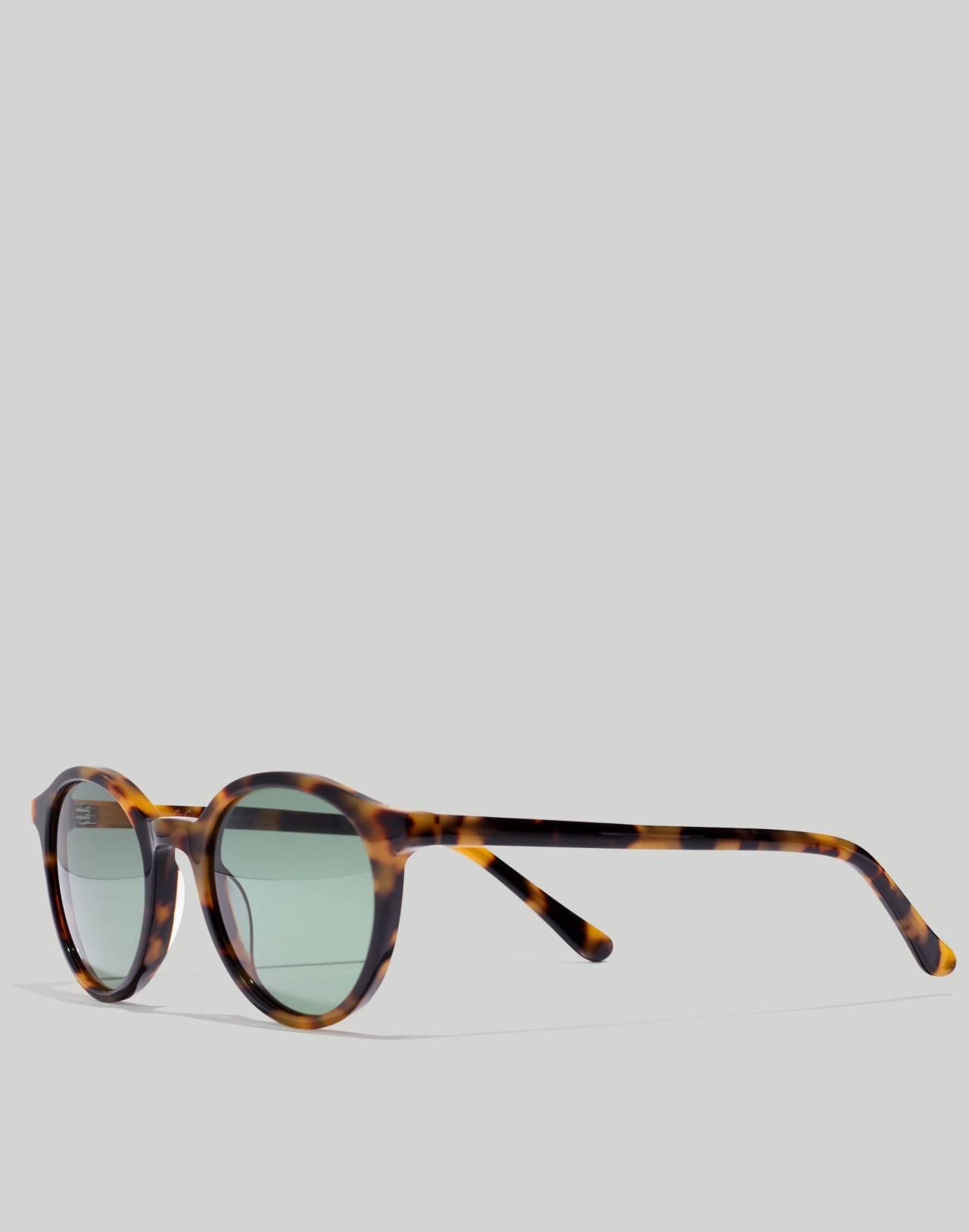 Layton Sunglasses in demi tort image 2