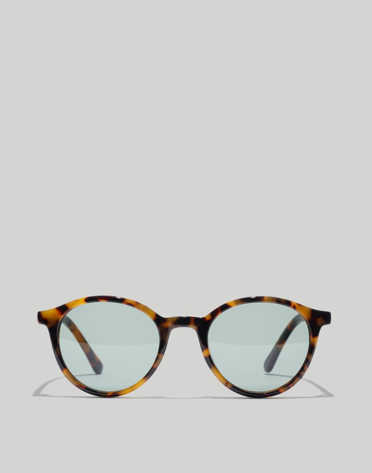 Layton Sunglasses in demi tort image 1