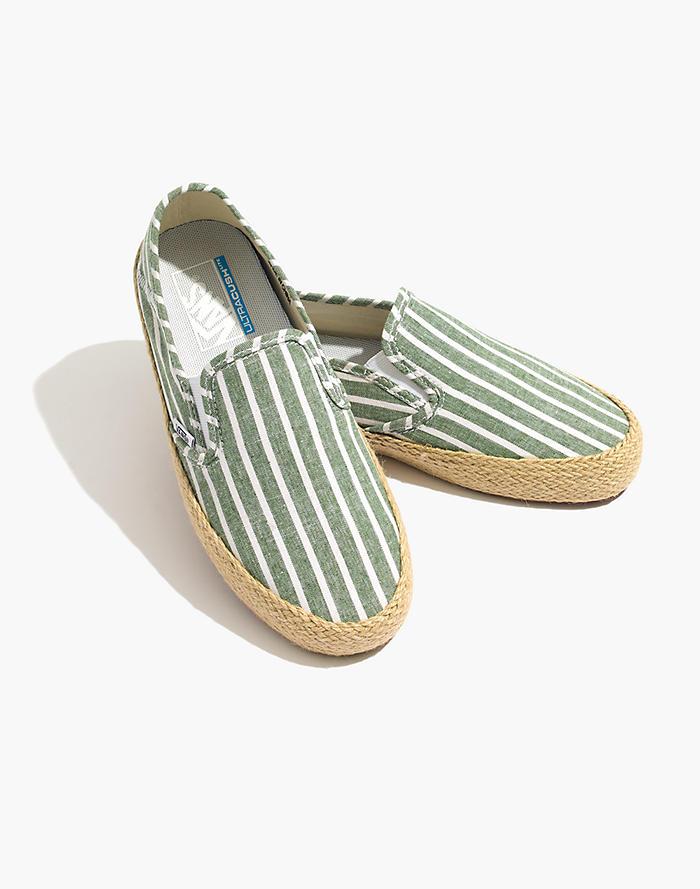c065b37150 Vans® Unisex Slip-On Espadrille Sneakers