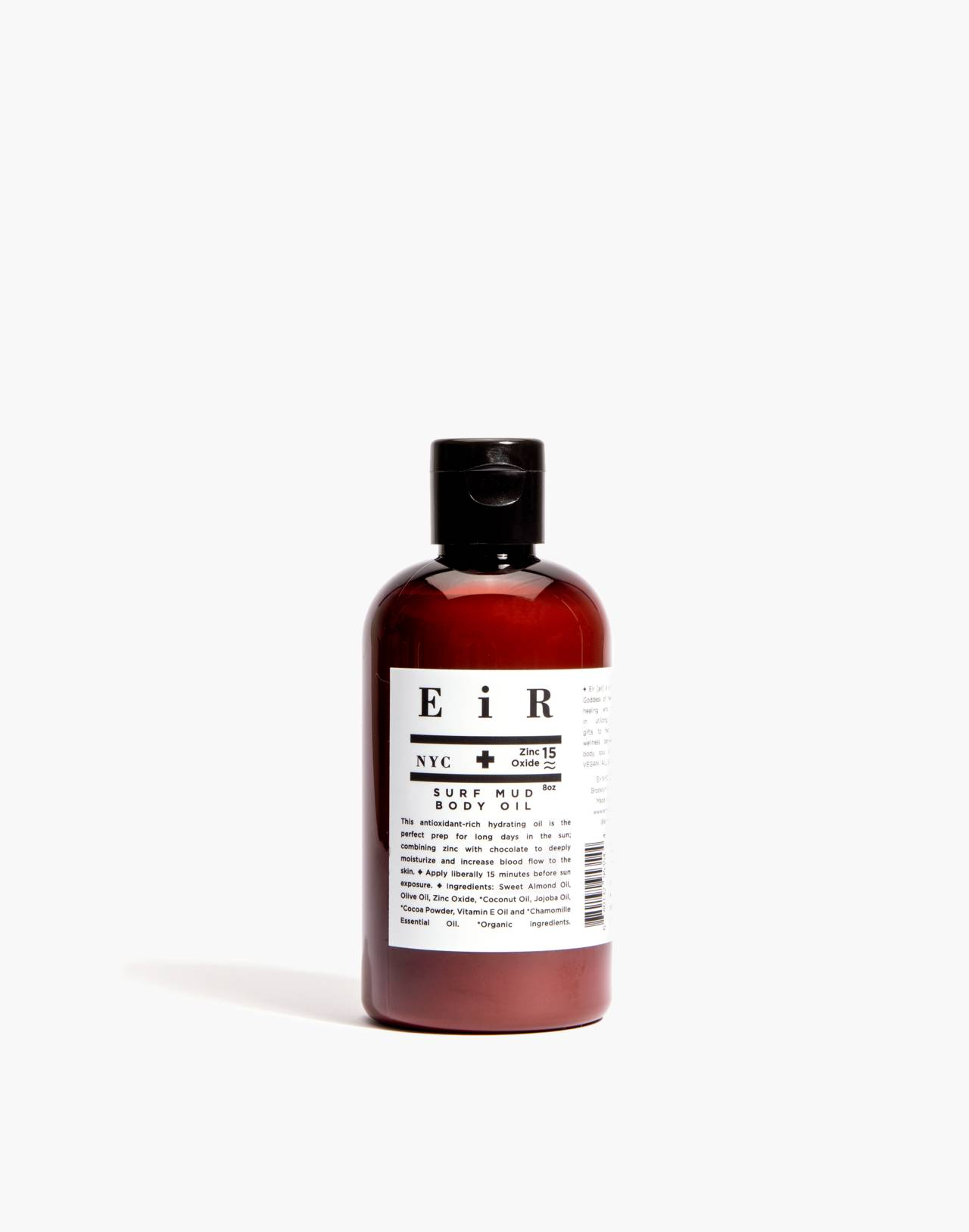 Eir NYC® Surf Mud Body Oil in one color image 1
