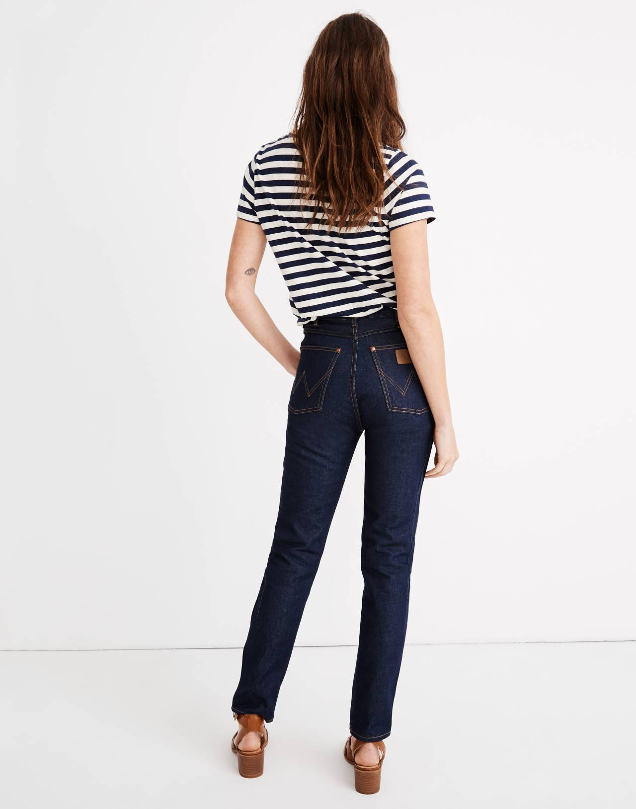 Wrangler® Icons Jeans in new wash image 2