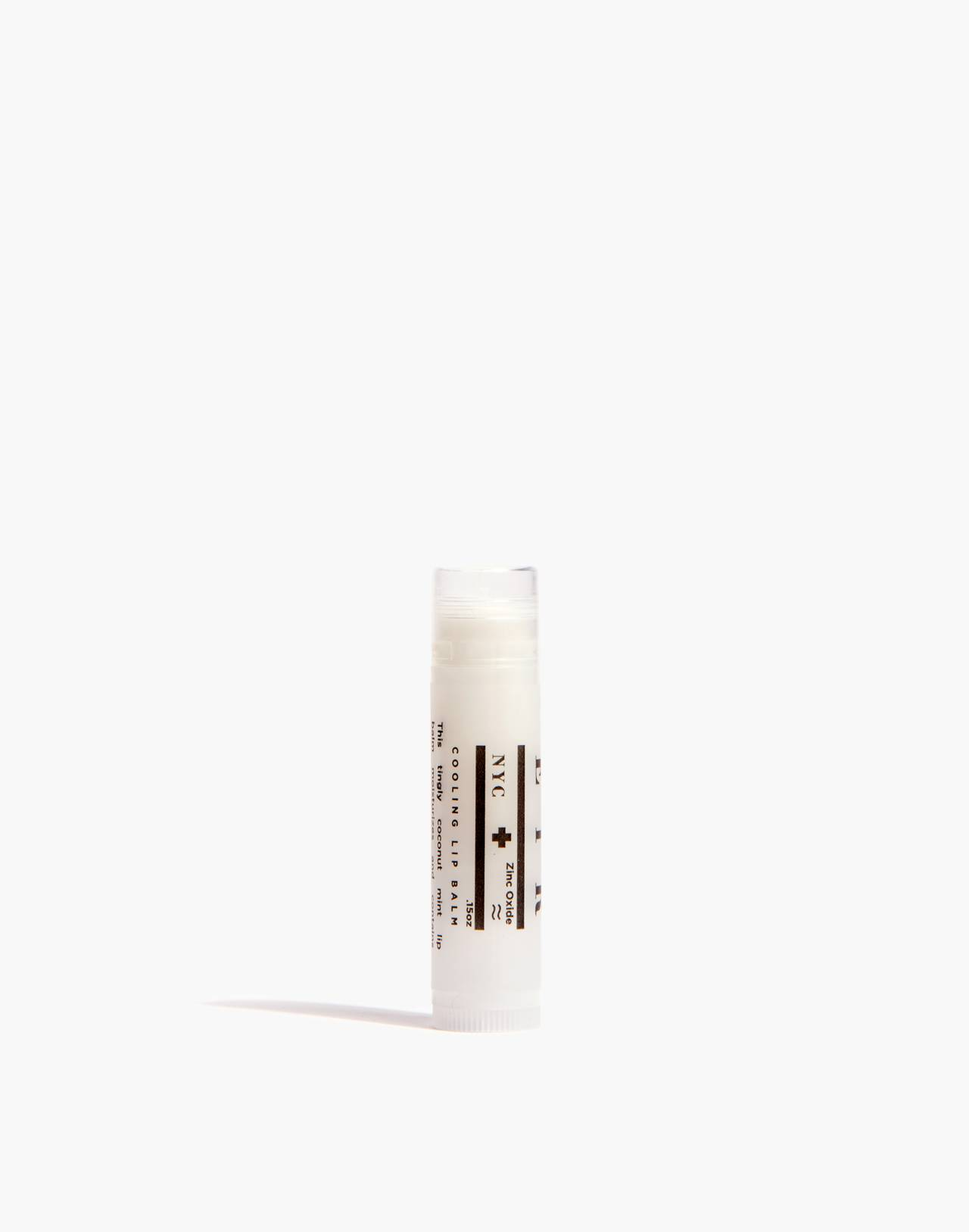Eir NYC® Cooling Lip Balm in one color image 1