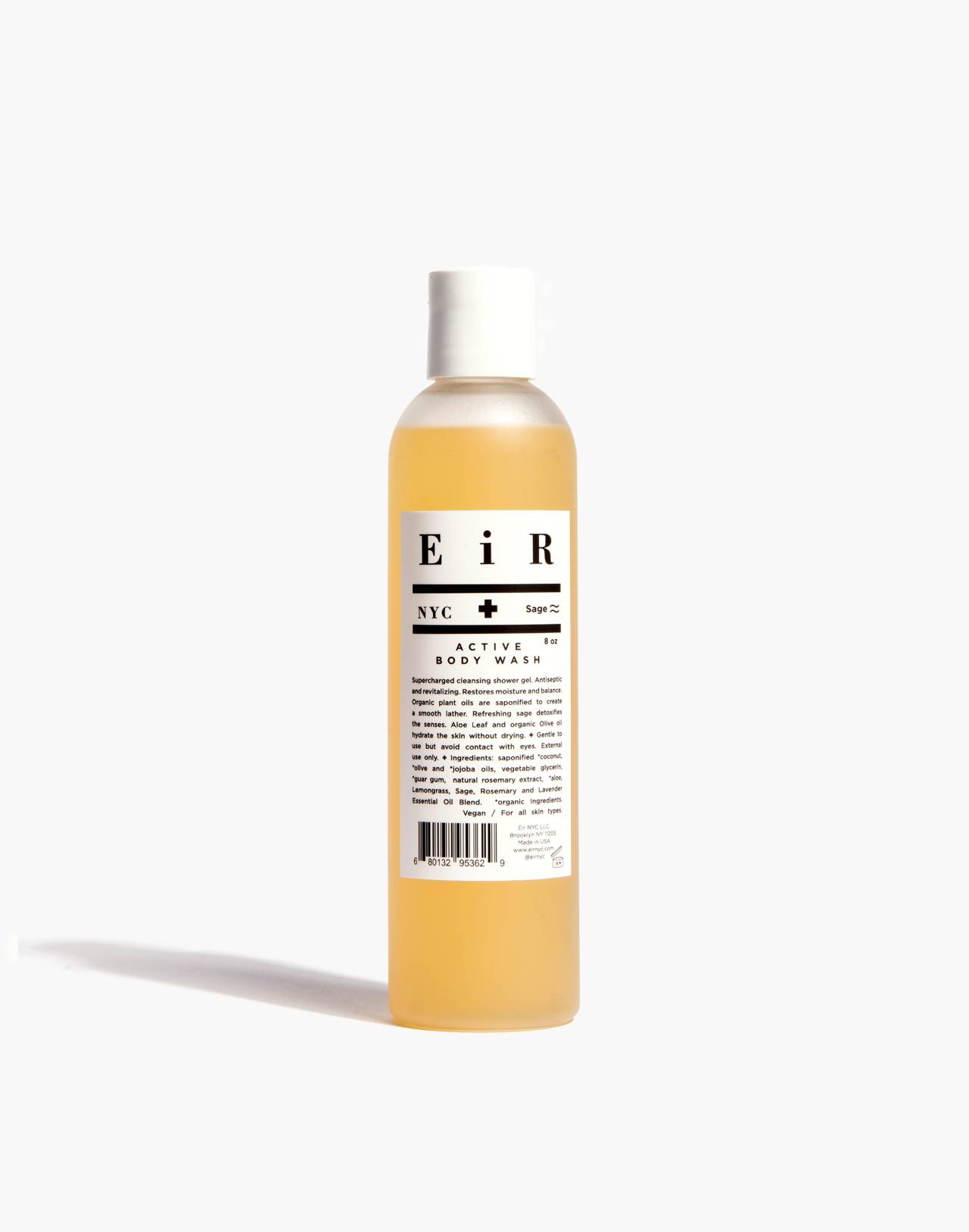 Eir NYC® Active Body Wash in one color image 1