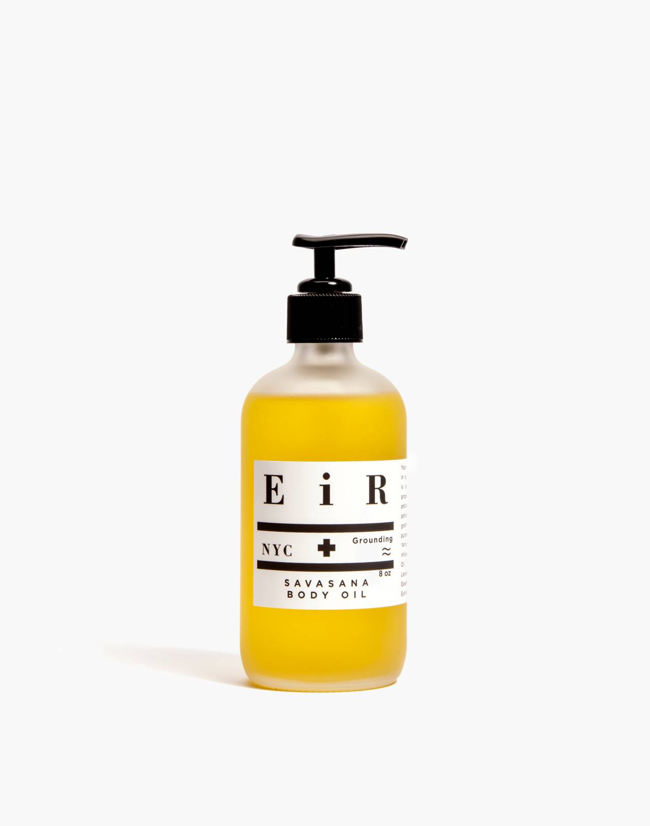 Eir NYC® Savasana Body Oil in one color image 1
