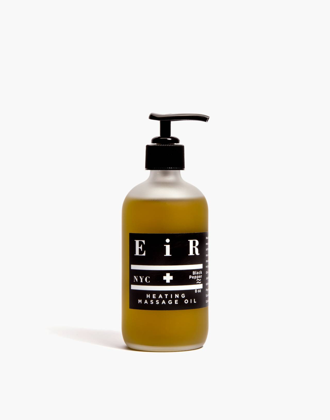 Eir NYC® Heating Massage Oil in one color image 1