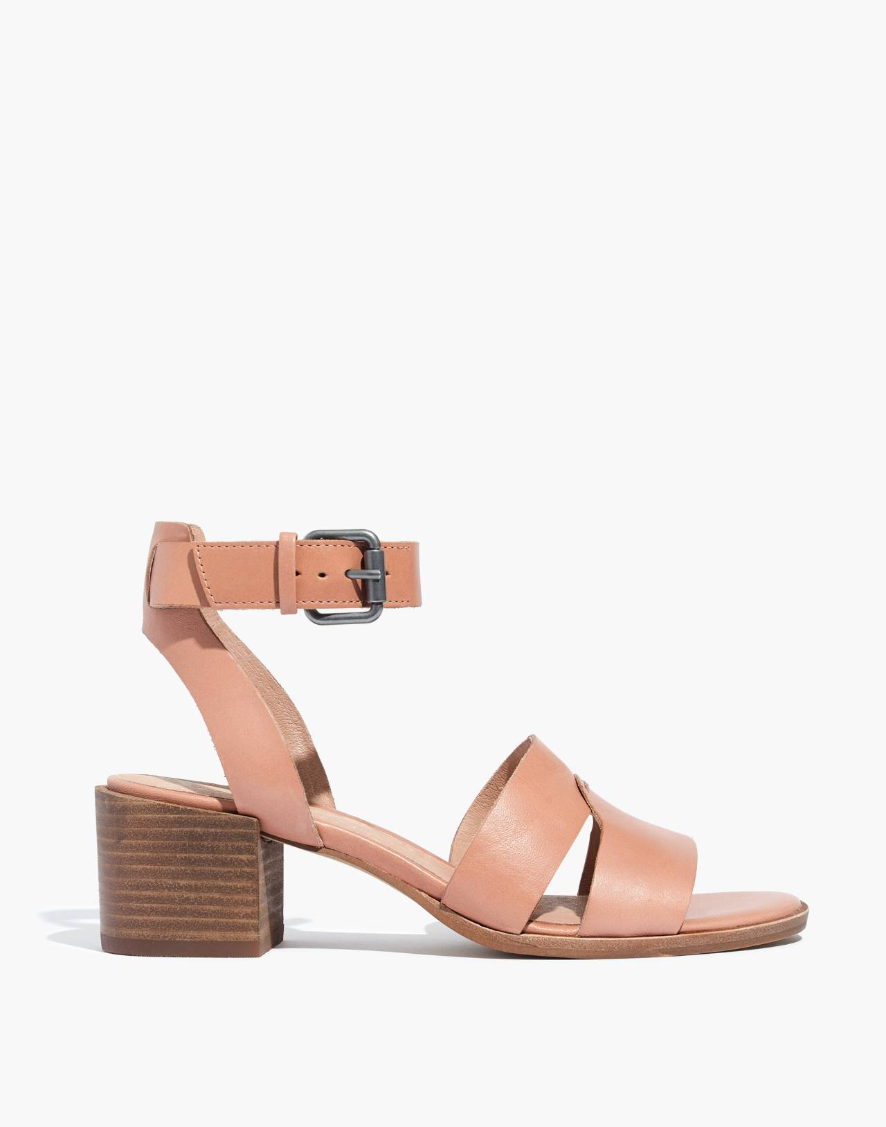 The Kate Sandal in antique coral image 2