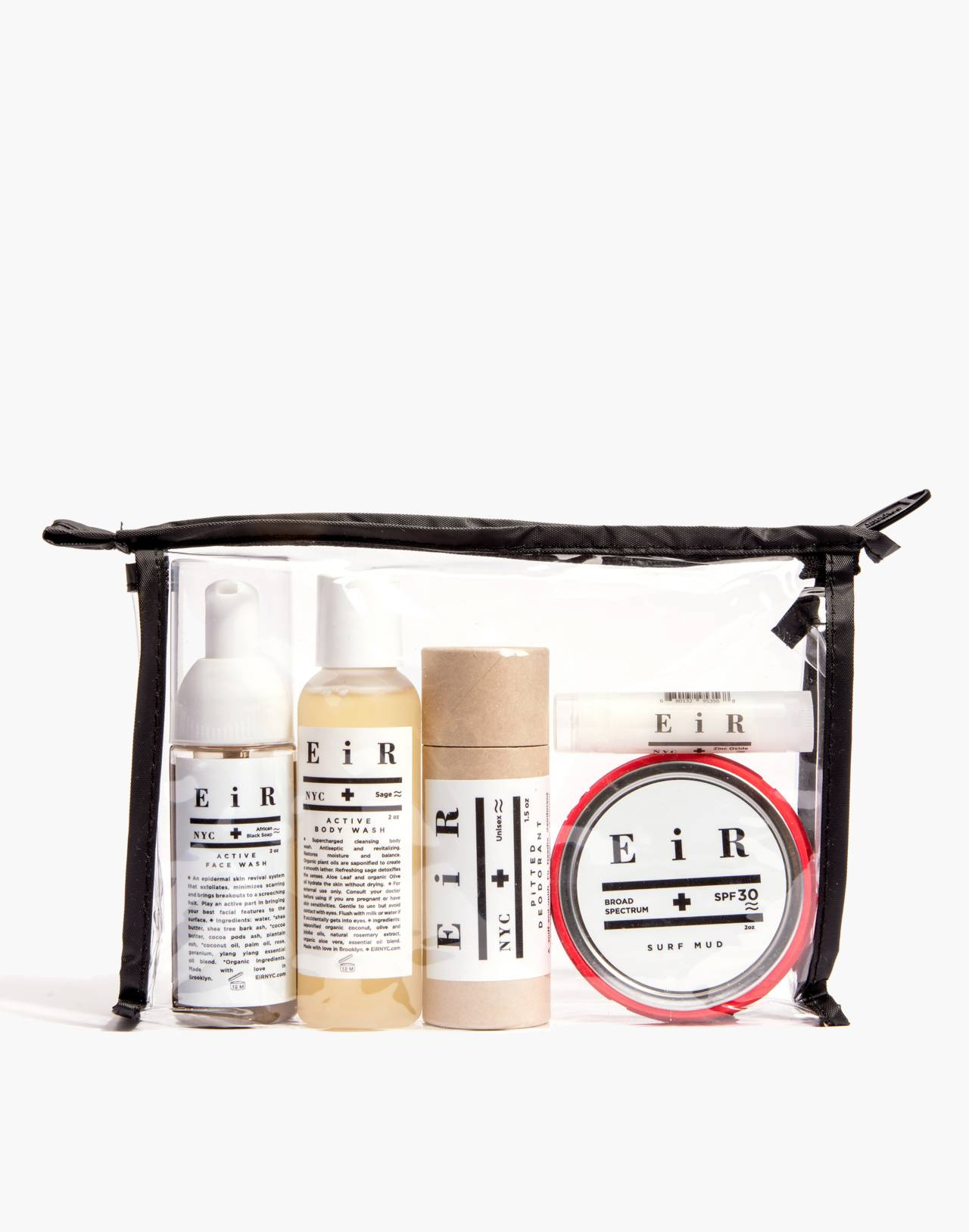 Eir NYC® Toiletry Kit in one color image 2