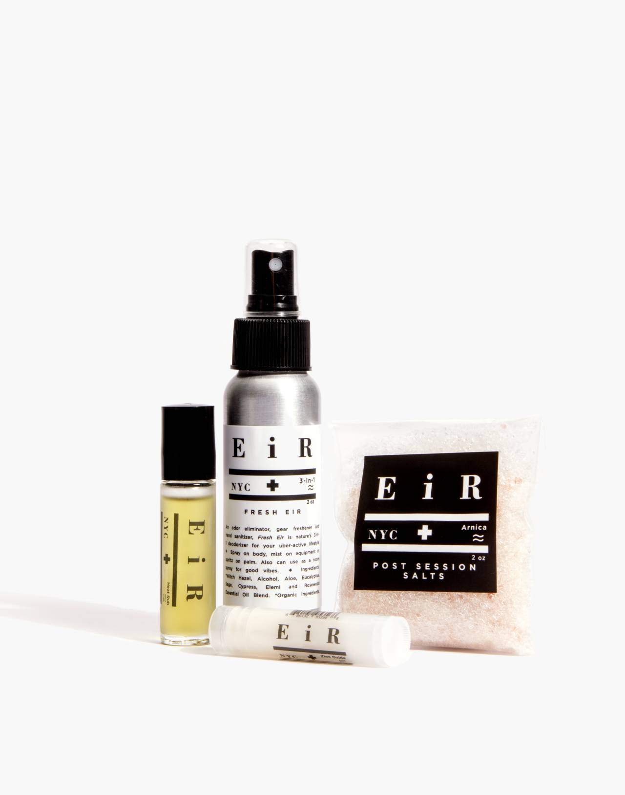 Eir NYC® Recovery Kit in one color image 1