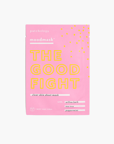 Patchology® Moodmask™ The Good Fight Sheet Mask in the good fight image 1