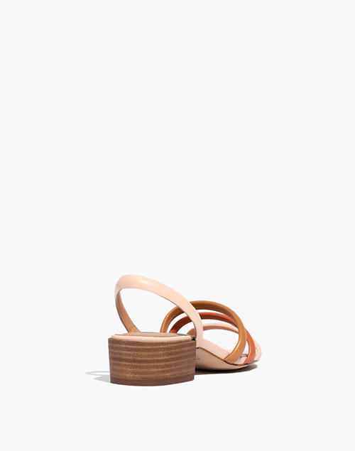 3bbe421532a The Addie Slingback Sandal in Leather in azalea image 4