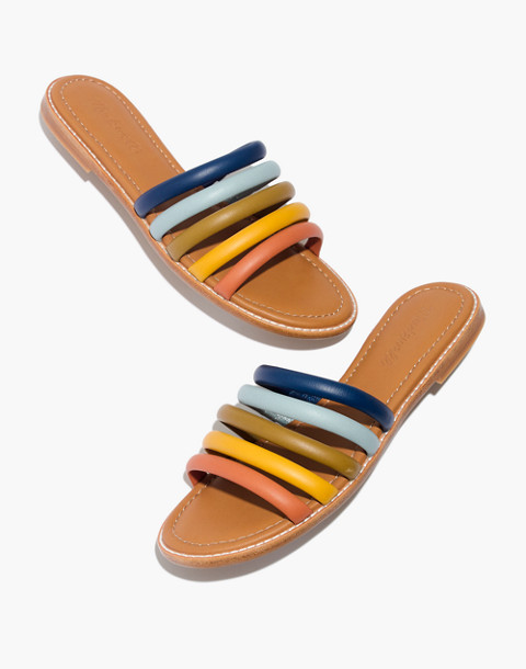 The Addie Slide Sandal by Madewell