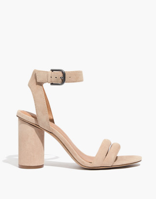 The Rosalie High-Heel Sandal in sand dune image 3