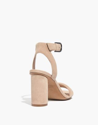The Rosalie High-Heel Sandal in sand dune image 4