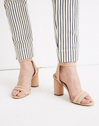 The Rosalie High-Heel Sandal in sand dune image 2