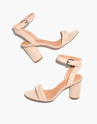 The Rosalie High-Heel Sandal in sand dune image 1