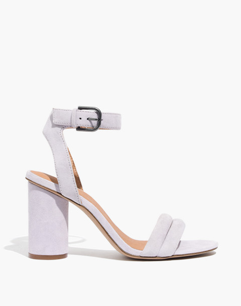 The Rosalie High-Heel Sandal in sundrenched lilac image 2
