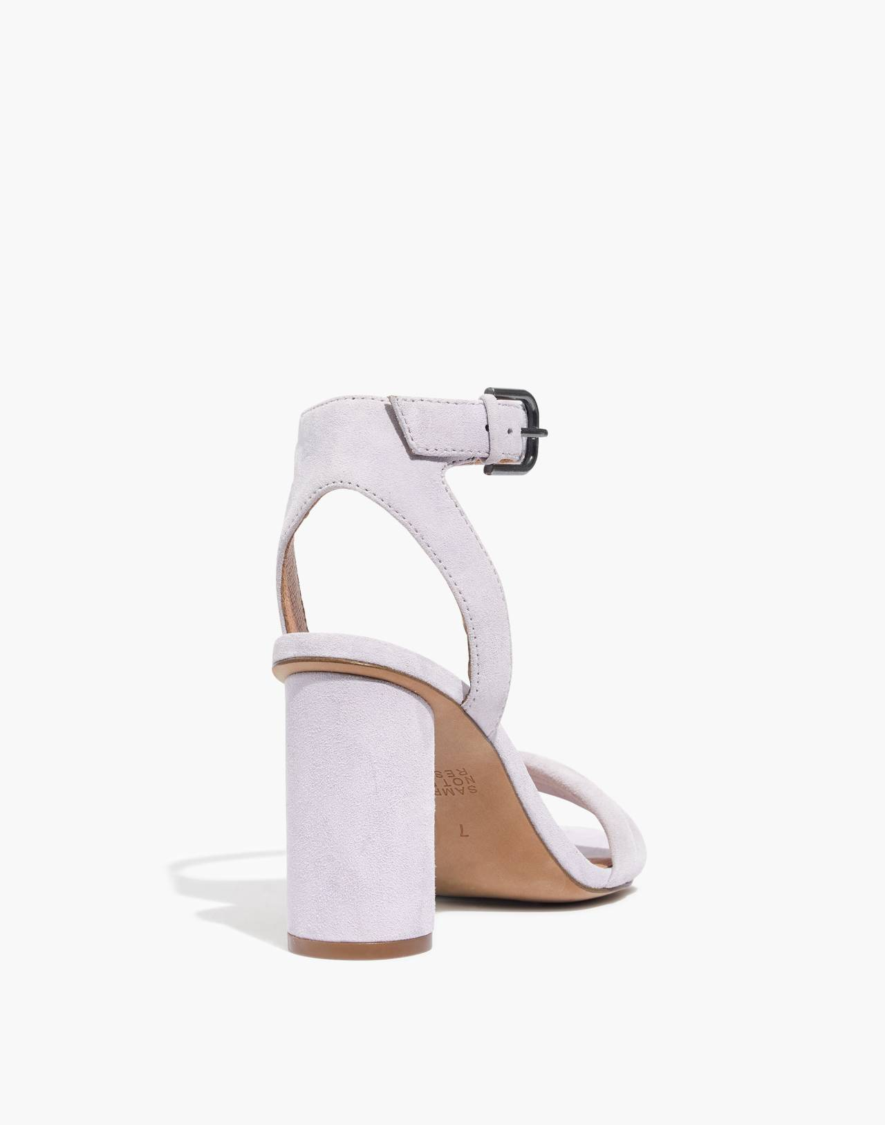 The Rosalie High-Heel Sandal in sundrenched lilac image 3
