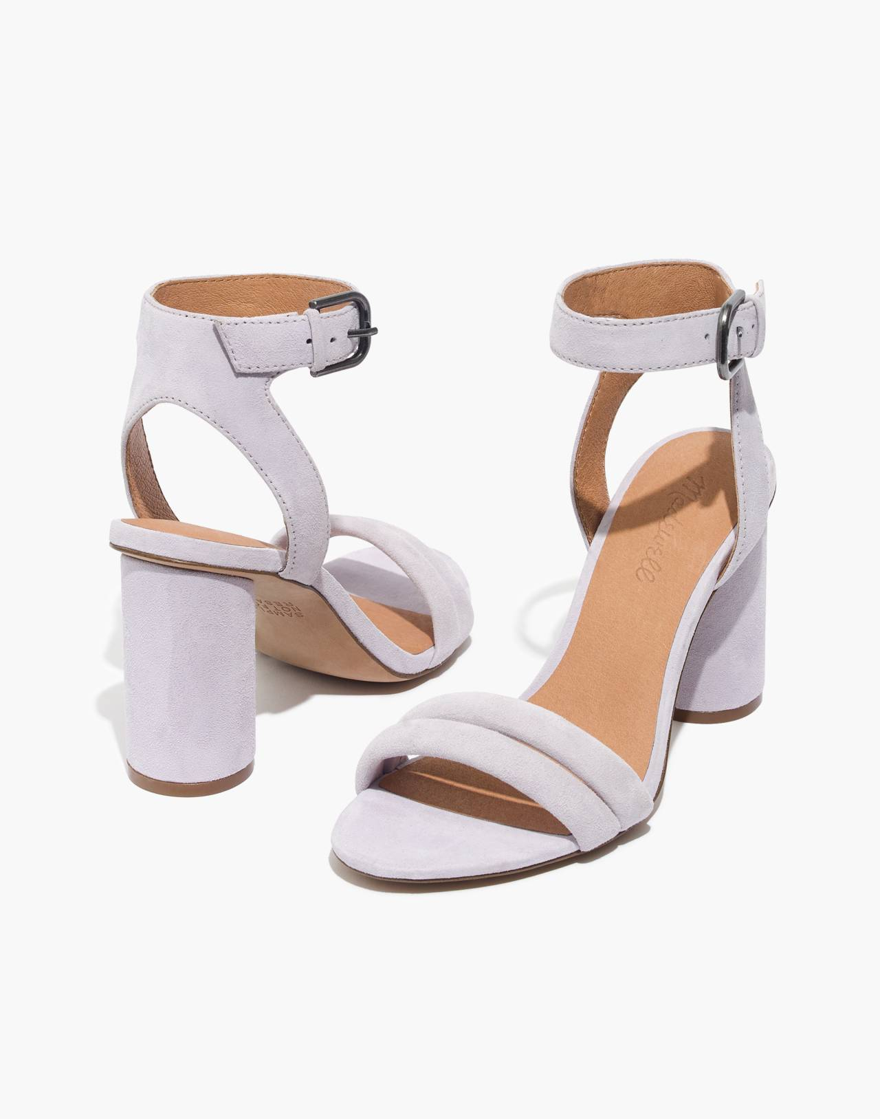 The Rosalie High-Heel Sandal in sundrenched lilac image 1