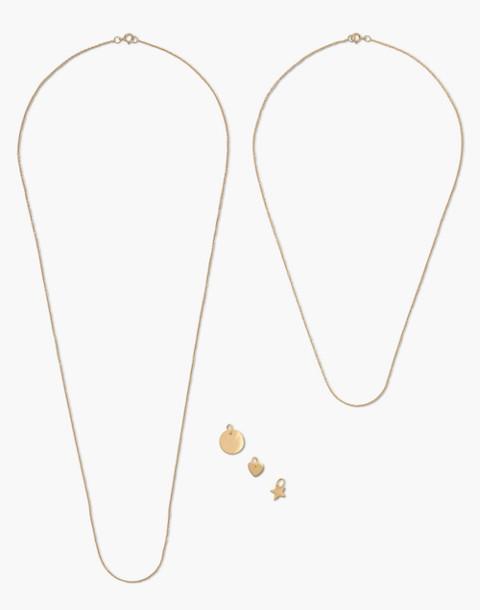 "14k Gold 22"" Chain in 14k gold image 3"