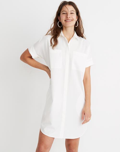 Courier Shirtdress