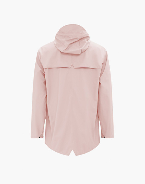 Unisex RAINS® Rain Jacket in pink image 1
