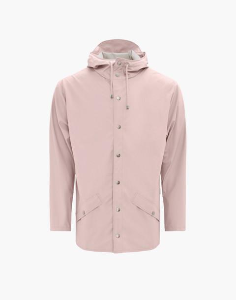 Unisex RAINS® Rain Jacket in pink image 2