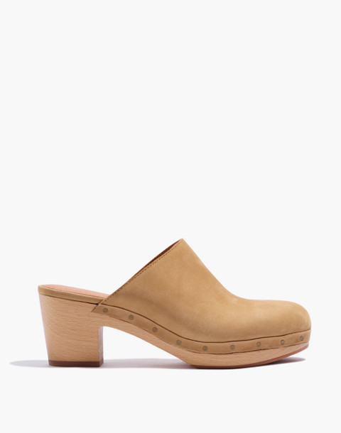 The Ayanna Clog in acorn image 2