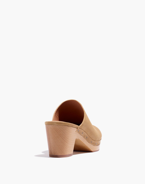 The Ayanna Clog in acorn image 3