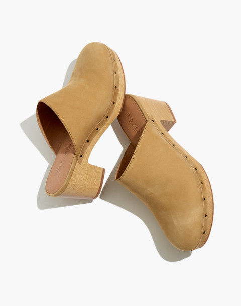 The Ayanna Clog in acorn image 1