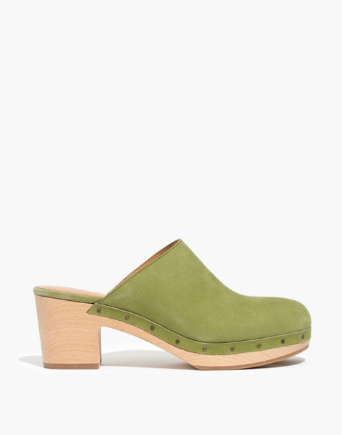 The Ayanna Clog in faded cactus image 2