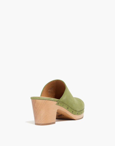 The Ayanna Clog in faded cactus image 3